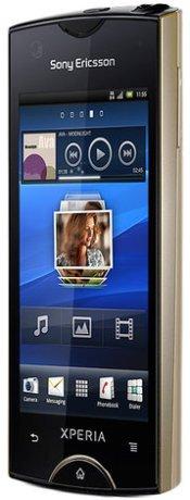 Sony Ericsson Xperia ray_front
