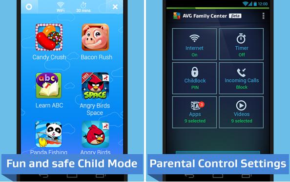 avg-family-center-settings