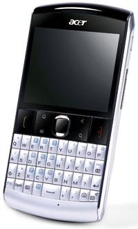 Acer beTouch E210_side