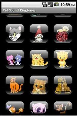 Cat Sound Ringtones Scrrenshot2