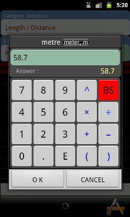 convertPad - unit converter-screenshot1