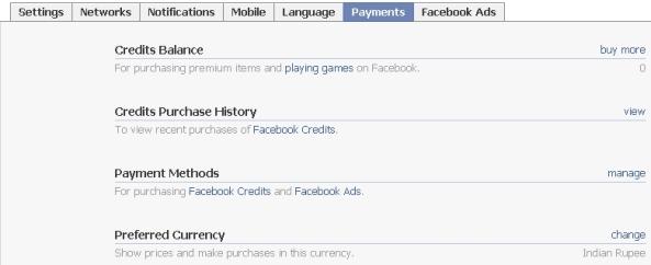 facebook-credits-settings
