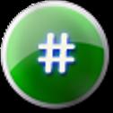 hash generator icon