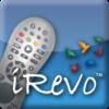 iRevo remote-logo