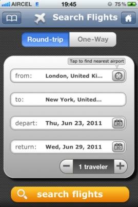 ixigo com Free Global Travel App for iPhone, iPad, iPod