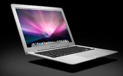 MacBook Air Notepad