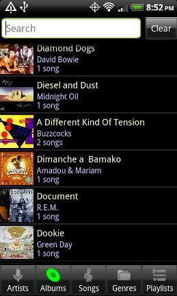 MixZing Media Player Screenshot1