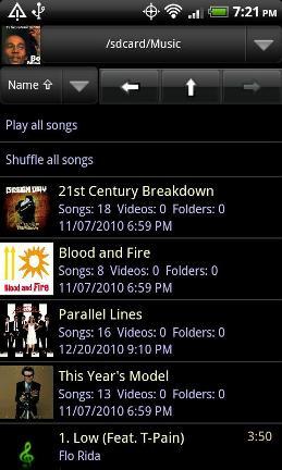 MixZing Media Player Screenshot2