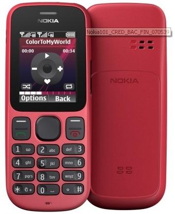 Nokia 100/101