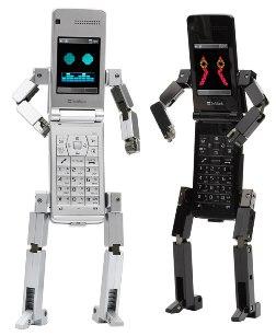 Robo phone