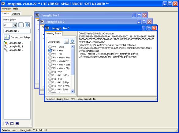 Automatically Move the Files using Limagito Filemover - TECK IN