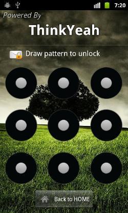 sms lock-screenshot1