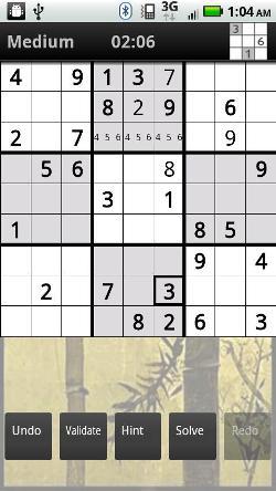 sudokku free-screenshot