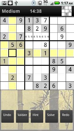 sudokku free-screenshot1
