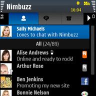 Nimbuzz - Free Mobile Calls & IM
