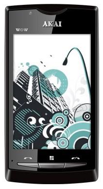 AKAI WOW Dual SIM WiFi Phone – Price Rs 7,995 in India - TECK IN