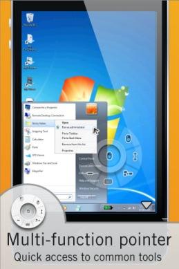 Wyse PocketCloud Screenshot2